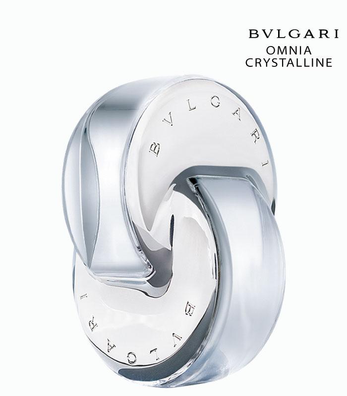 Bvlgari Omnia Crystalline EDT Spray For Woman 2.2 fl oz
