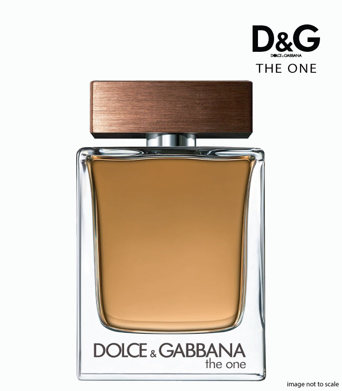 Dolce Gabbana The One EDT Spray For Man 3.3 fl oz