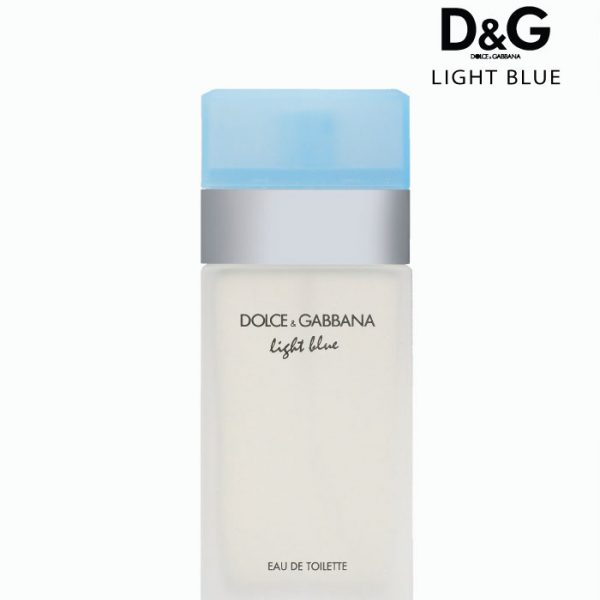 Dolce & Gabbana Light Blue EDT For Woman
