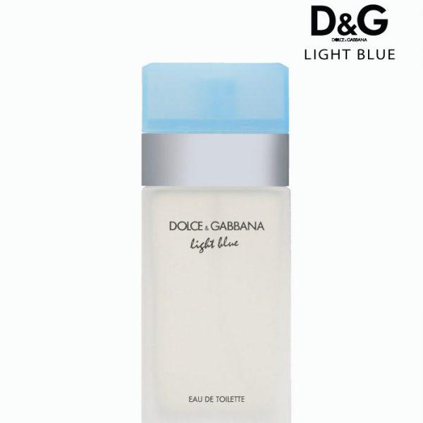 Dolce & Gabbana Light Blue EDT For Woman