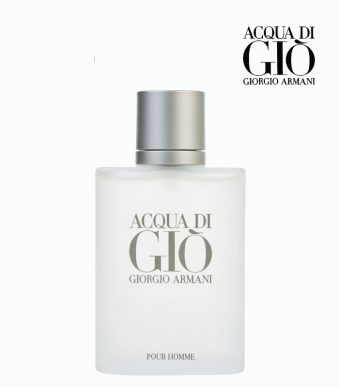 Acqua Di Gio Pour Homme By Giorgio Armani EDT Spray For Man 6.7 fl oz