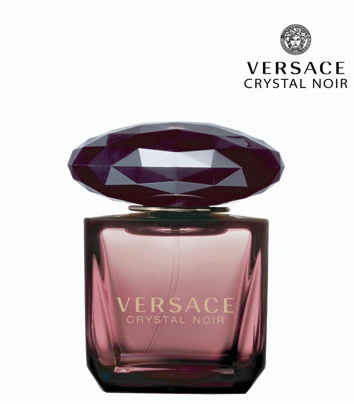 Versace Crystal Noir EDP for Women 3 fl oz